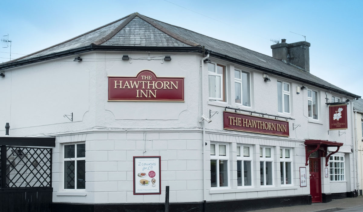 The Hawthorn Inn