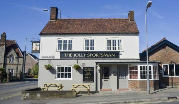 The Jolly Sportsman