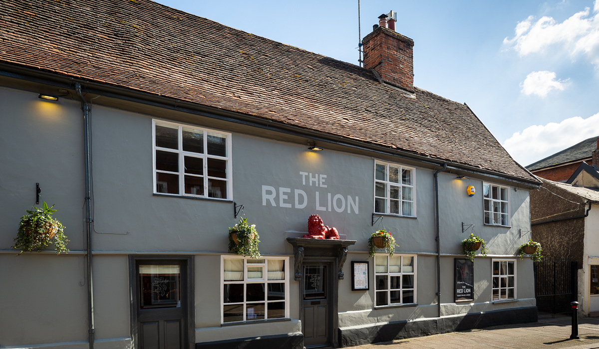 TheRedLion-Woodbridge Street View