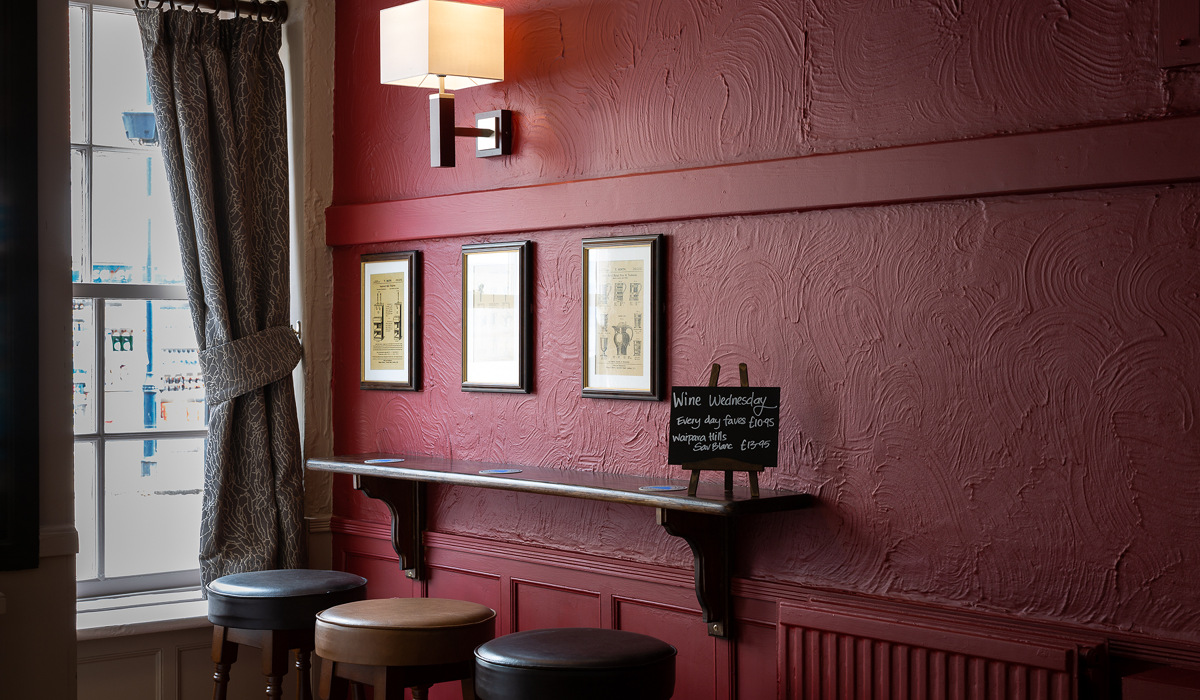 The Bakers Arms decor 2