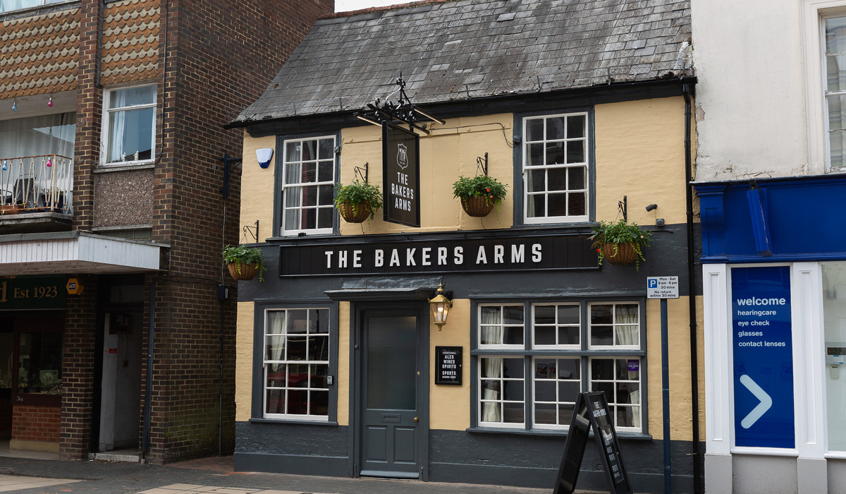 The Bakers Arms STREET VIEW